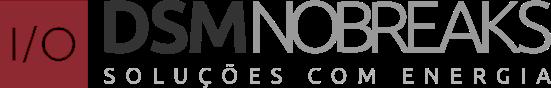 DSM NOBREAKS | Três de Maio | Rio Grande Do Sul Logo
